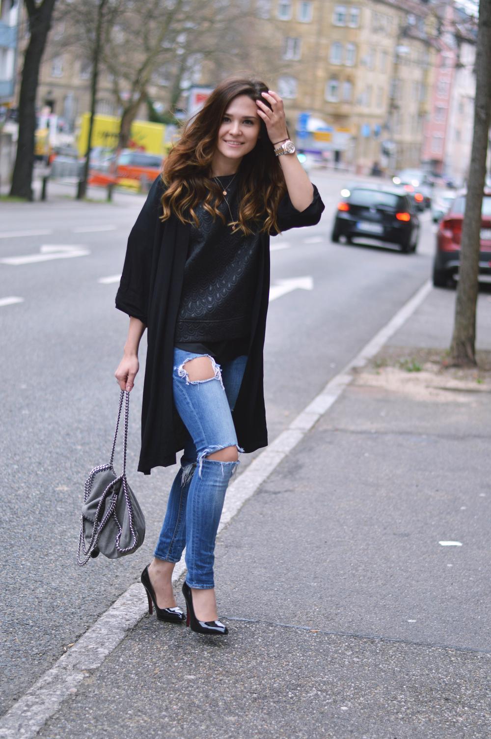 StreetstyleFashionbloggerSisleyBlouse