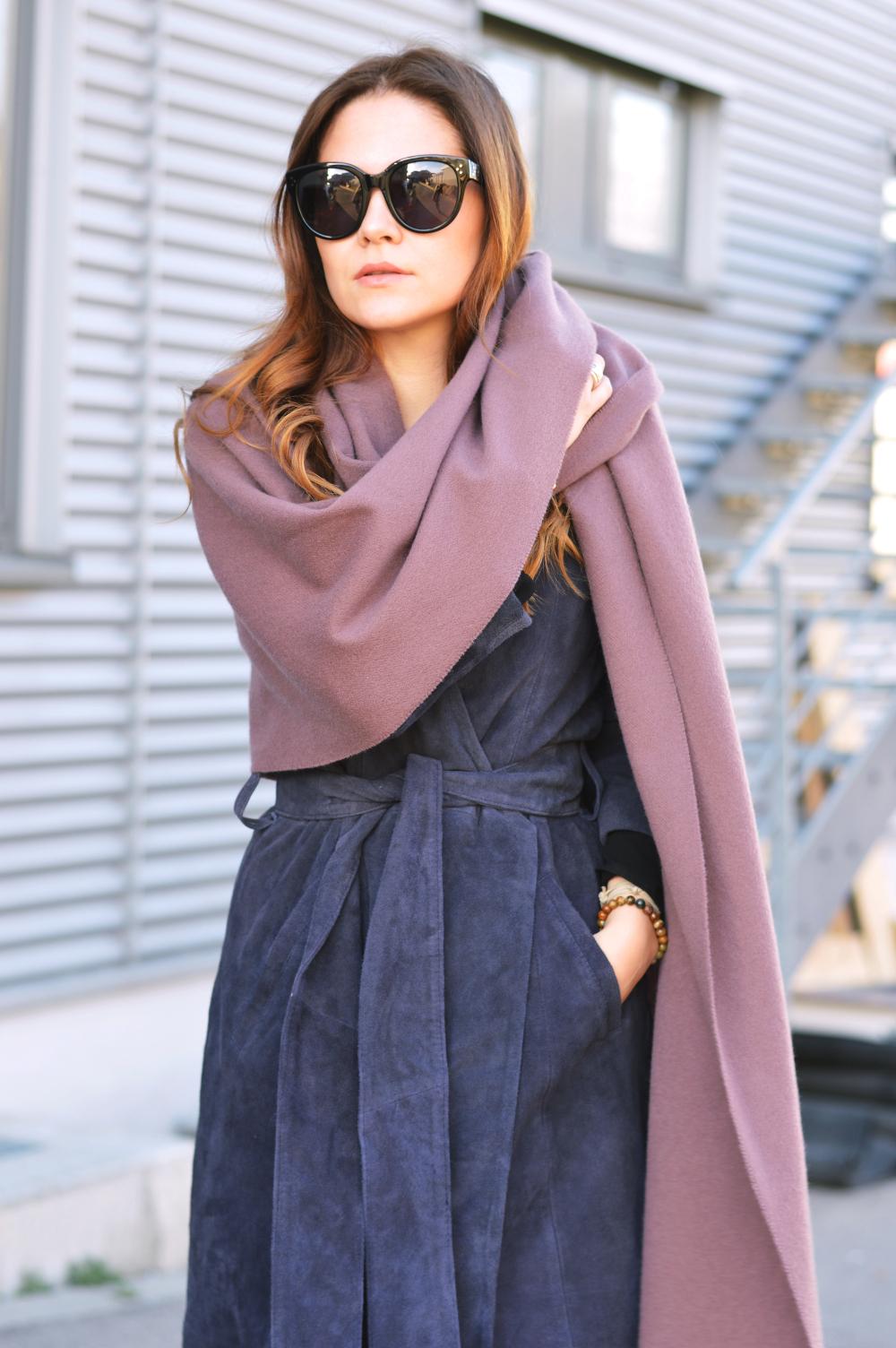 StreetstyleFashionbloggerAcneStudiosScarf